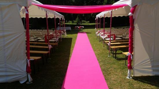 réalisation d'une cérémonie laïque mariage