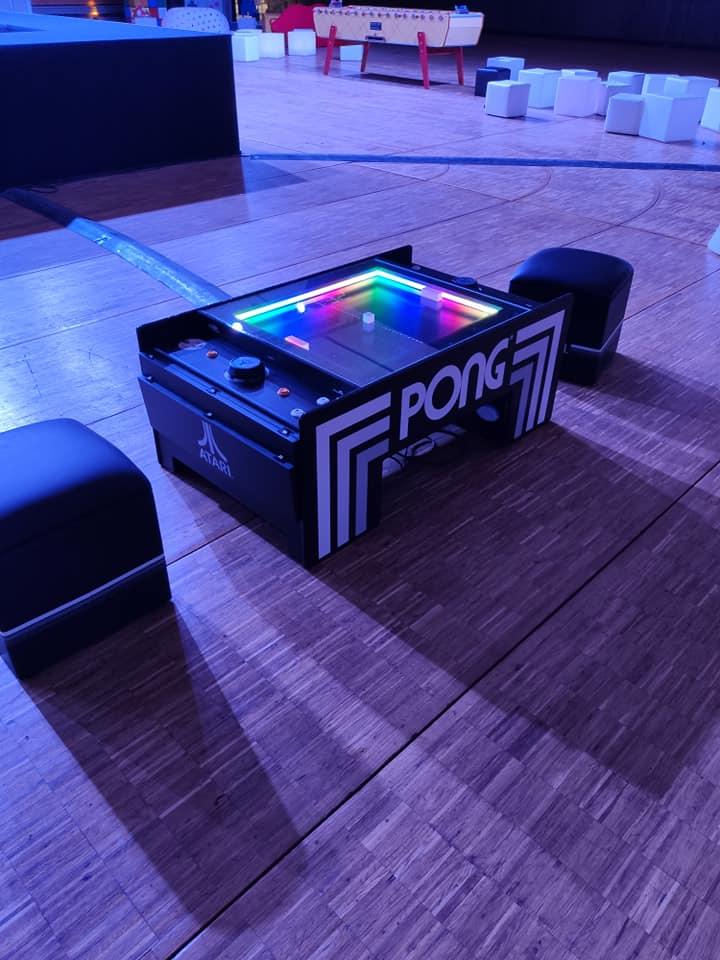 Location Atari Pong 2 joueurs