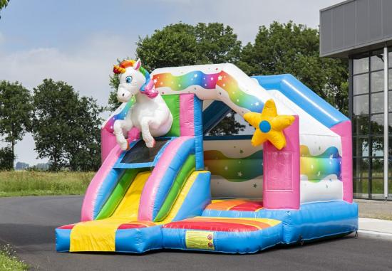 structure gonflable Licorne 4*4m News 2019
