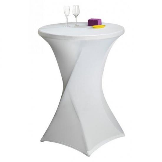 mange debout avec housse blanche. Black Bedroom Furniture Sets. Home Design Ideas