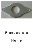 Flasque alu pour home 3.50€