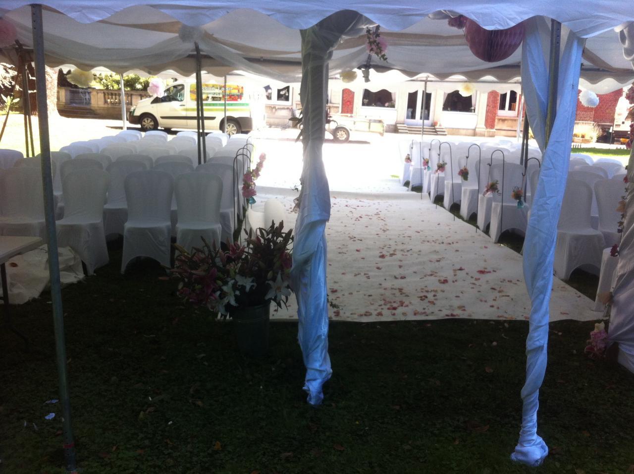 cérémonie laïque  (location)