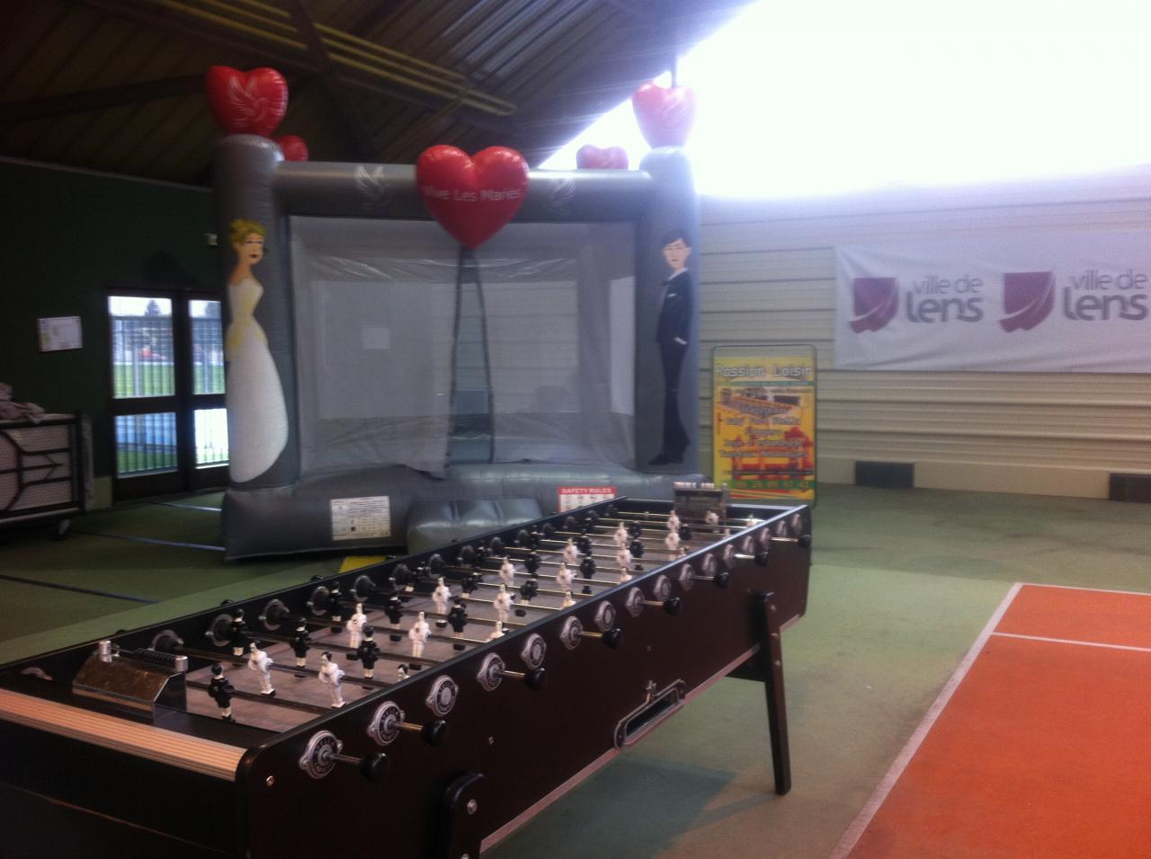 salon du mariage location jeux gonflable