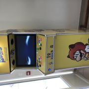 Location borne arcade