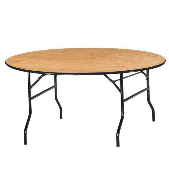 table de réception  pour 8 personnes 152cm D