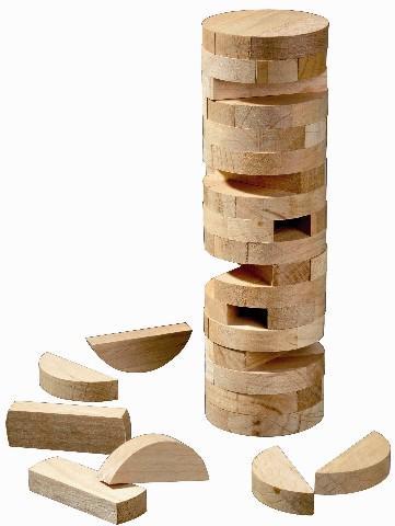 La tour instable