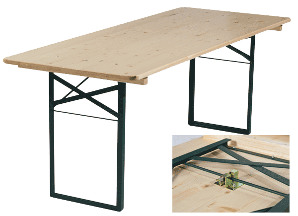 Location table 0.60m*1.80m